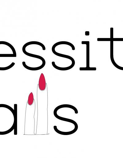 Logo Nessita's Nails