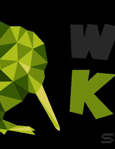 WildKiwi - Low Poly style