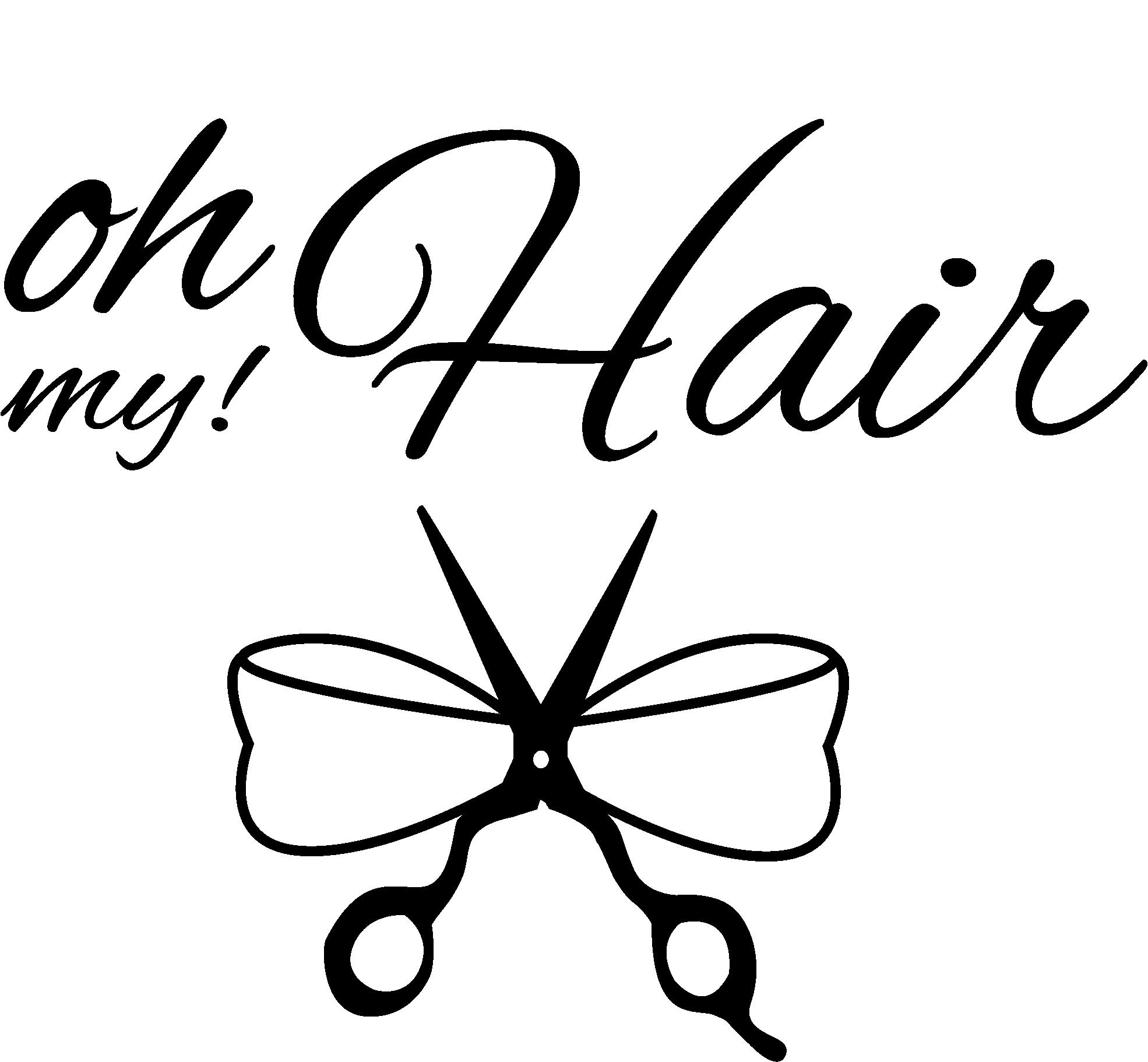 Logo Oh My Hair
